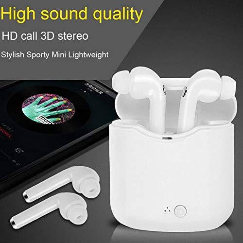 Auriculares Bluetooth inalámbricos Mumiumius (2 colores) por sólo 10,99€ con el #código: D58O3RWV