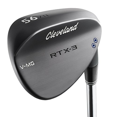 Cleveland Golf RTX de 3 Black Satin Tour Wedge en V mg 2017 RH