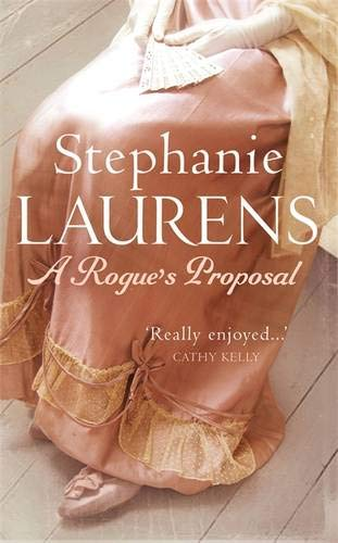 A Rogue's Proposal: Number 4 in series (Bar Cynster)