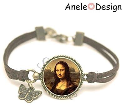 Bracelet femme La Joconde - Mona Lisa