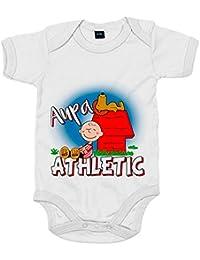 Body bebé Aupa Athletic de Bilbao Snoopy