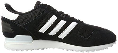 Black BY9264 Schwarz core footwear Core Sneaker Adidas 700 White ZX Schwarz Black cFZ0SftW1