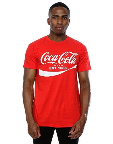 coca-cola-hombre-86-logo-camiseta-x-large-rojo