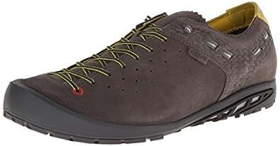 SALEWA MS RAMBLE GTX, Herren Outdoor Fitnessschuhe, Grau (0610 Smoke/Citro), 46.5 EU (11.5 Herren UK)