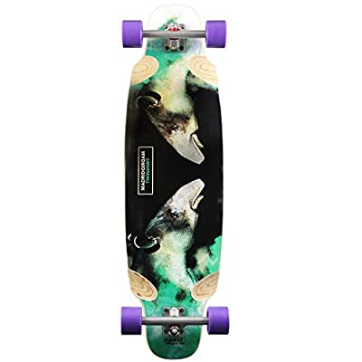 Madrid Longboard Twin Pimped Komplett, 7141-702532p