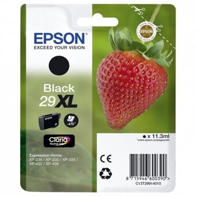 Epson C13T29914022 Inchiostro, Nero