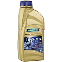 RAVENOL, fully synthetic high performance gear oil, 1 litre, MTF-1 SAE 75W-85 preiswert