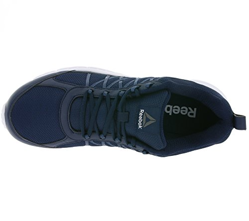 Reebok Speedlux 2.0, Scarpe Running Uomo Blu (Collegiate Navy/smoky Indigo/white/pewter)