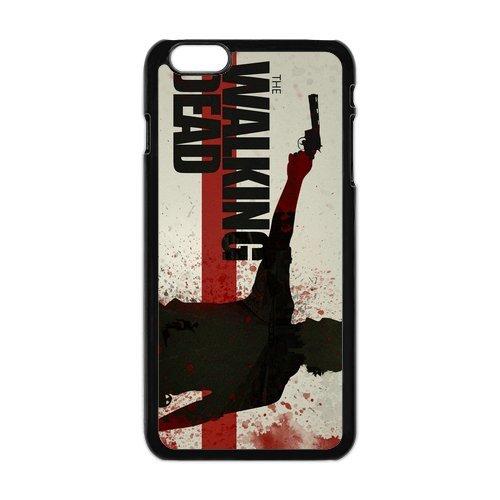 """The Walking Dead en silicone TPU pour Apple iPhone 6Plus (5.5""""), iPhone 6Plus Coque de protection rigide Case Cover, iPhone 6Plus, Belle Coque de protection design pour Apple iPhone"""