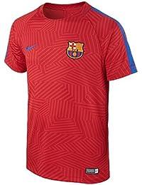 Nike FCB Y NK Dry Top SS SQD GX Camiseta de Manga Corta FC Barcelona 45fa0188648