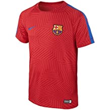 e3dfc9d0ce849 Nike FCB Y NK Dry Top SS SQD GX Camiseta de Manga Corta FC Barcelona