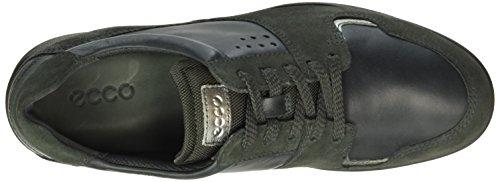 Ecco Damen Mobile Iii Sneakers Grau (50013Dark Sha/Alusilver)