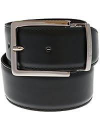 Calvin Klein Reversible NERO MORO Black/Brown 1.50W Mens Belt