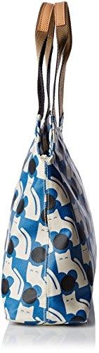Orla KielyClassic Zip - Borse a Tracolla donna Blu (Blue (Powder Blue))