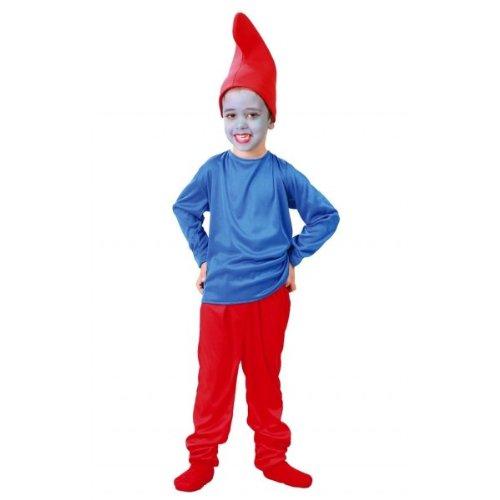 Disfraz de Papá Pitufo (10-12 años)