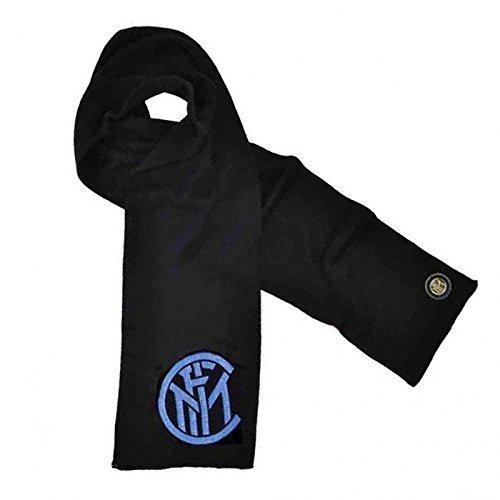 Bufanda de Fc accesorios internacional de equipos de fútbol Inter 01579 *