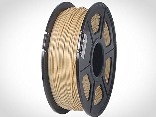 Bobina Filamento Wood/legno, 1.75mm, 1kg, stampante 3d, FDM, Prusa, etc)