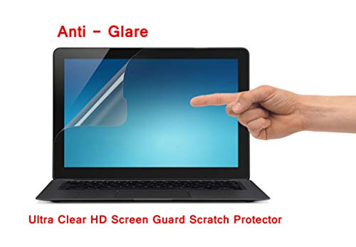 "Saco Anti Glare scratch Anti-fingerprint Ultra-clear Screen Protector for Dell Latitude 3450 Metallic Finish Touch Screen 14"" Screen Size Laptop(Intel Core i3/4 GB/ 500GB/Win10 Home), Black (1 Years ADP+Onsite,Without Bag)"