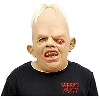 CreepyParty Deluxe Novità Halloween Costume Festa Latex
