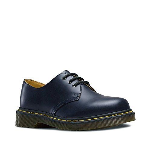 Unknown Boots Bottes Bottines Pour Femmes Hommes Unisexe Chaussures À Lacets Derby Eco Cuir Noir Rouge Bordeaux Bleu Femme