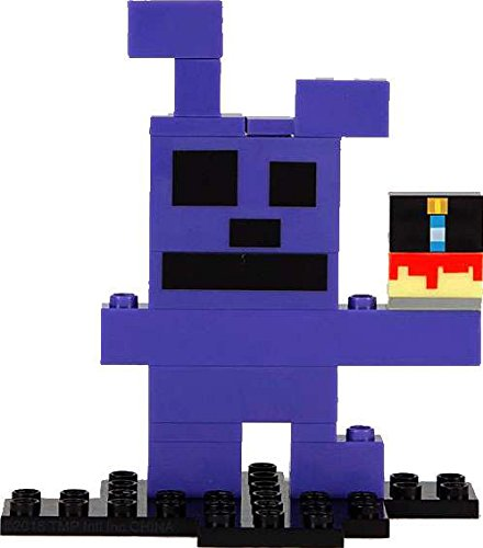 Image of McFarlane Toys Five Nights At Freddy's - Bonnie 8-Bit Buidable Figure