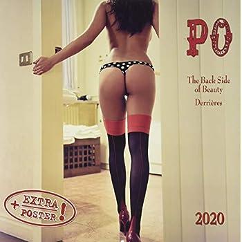 The Back Side of Beauty - PO! 2020: Kalender 2020 (Artwork Extra)