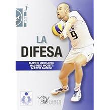 La difesa. DVD. Con libro (Volley)