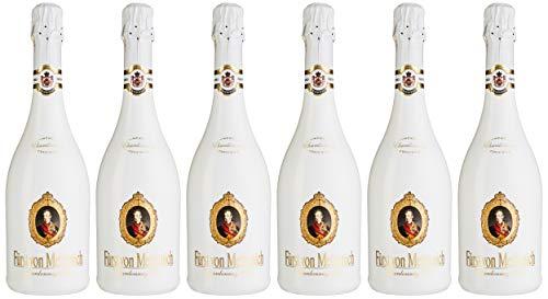 Fürst von Metternich Chardonnay Sekt Trocken (6 x 0.75 l)