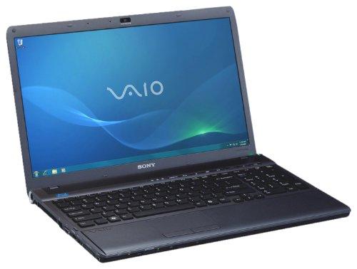 Sony Vaio F23A9E/B 41,7 cm (16,4 Zoll) Laptop (Intel Core i7 2670QM, 2,2GHz , 4GB RAM, 640GB HDD, NVIDIA GT 540M, DVD, Win 7 HP) schwarz