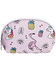 Amazon Brand - Solimo Cosmetic Pouch T1906318A