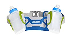 Camelbak Trinkrucksack Trinkgurt Arc 2 Electric Blue Trinkgürtel Lime Punch, 0.33 l + 2 x 295-ml