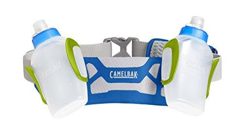 CamelBak Sac Hydratation Ceinture Arc 2 INTL, bleu électrique/Lime Punch, 8 x 4 x 12 cm, 0,4 litres, 62 335