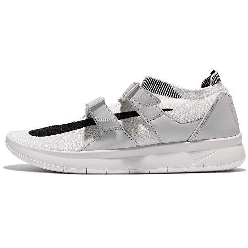 Nike NikeLab Air Sockracer Flyknit Bianco