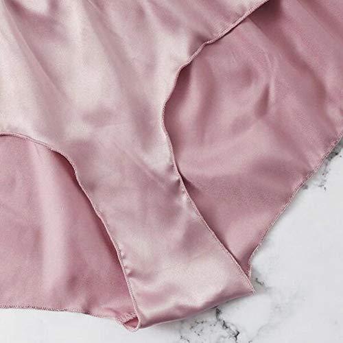 BACEIZI Bielizna Damska Komplety Damenwäsche Transparenter BH Set Plus Size Dessous Dessous Modische Komfortable Camis - 5