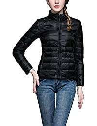 low priced 697ed 8b712 Amazon.it: piumino leggero donna - Nero / Donna: Abbigliamento