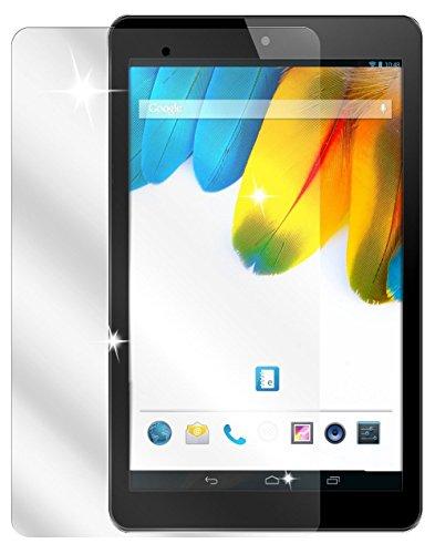 dipos I 3X Schutzfolie klar passend für Odys Connect 7 Pro Folie Bildschirmschutzfolie
