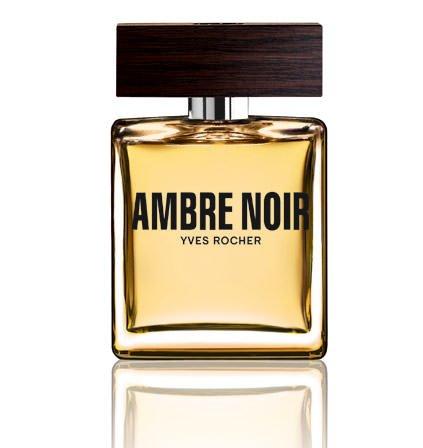 Yves Rocher - Eau de Toilette Ambre Noir (50 ml): Ein Herren-Duft voller Charme und Eleganz (Herznote: Zedernholz und Lavendel)