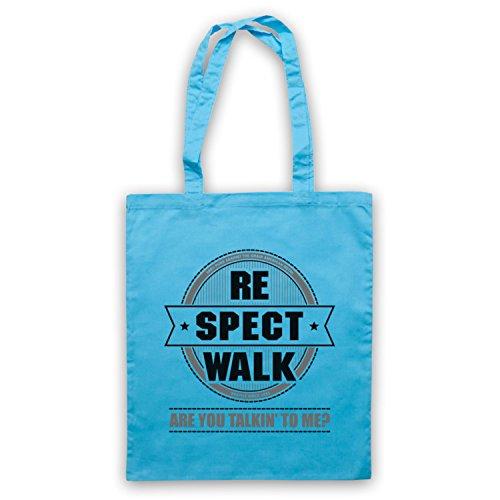 Inspiriert durch Pantera Walk Inoffiziell Umhangetaschen Hellblau