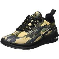 Nike Air MAX Axis Print (GS), Zapatillas de Running para Niñas
