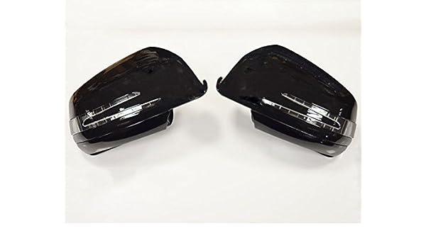 CKS neuf ARROW LED couvercles de r/étroviseurs ext/érieurs Mod/èles Noir we-m0140ac-bk197-all