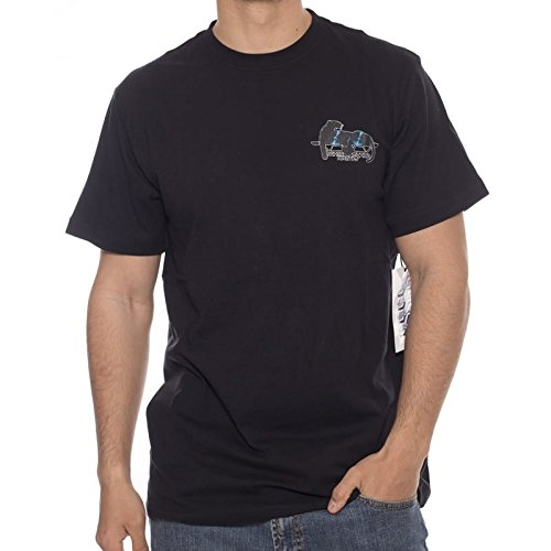 Santa Cruz T-shirts - Santa Cruz Natas Panther T-Shirt - Black (Santa Panthers)