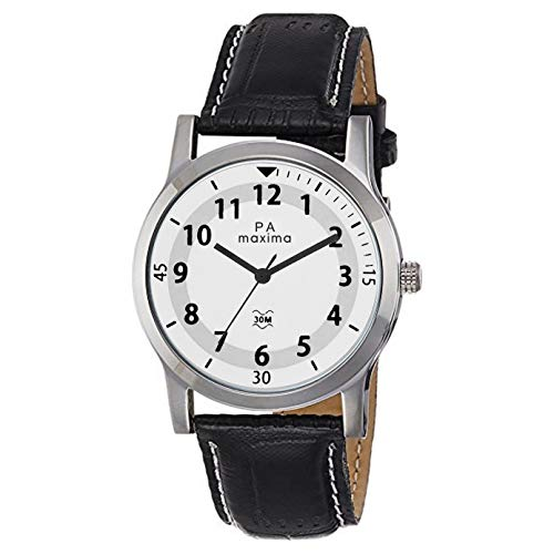 Maxima Analog Multi-Colour Dial Men's Watch - O-44670LMGI