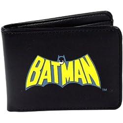 Batman logotipo billetera
