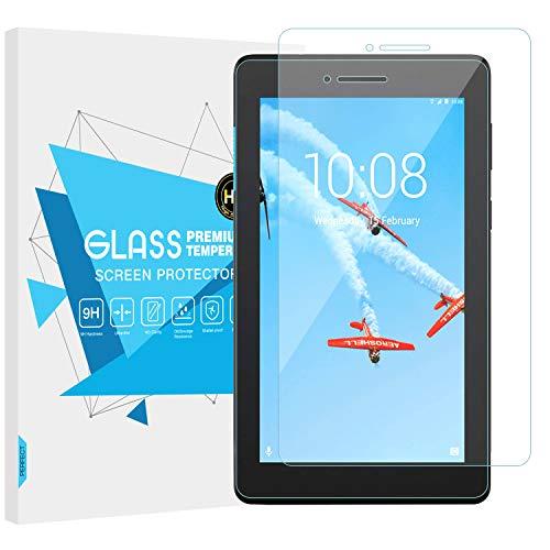vetro temperato tablet 7 pollici TiMOVO Premium Vetro Temperato per Lenovo Tab E7