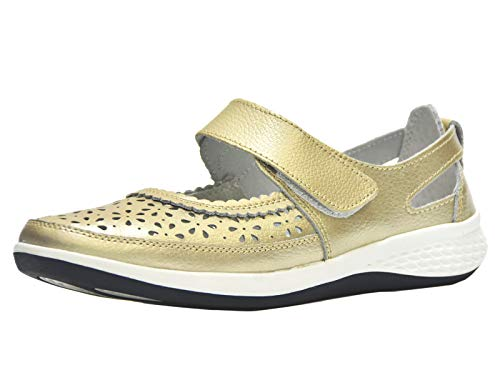 Bailarinas/Mary Jane Merceditas para Mujer, Zapatos Plano Verano para Caminar, Zapatillas de Ballet...