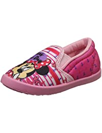 Disney Boy's Angelo 2 Red Indian Shoes - 1 UK/India (34 EU)(3395023)