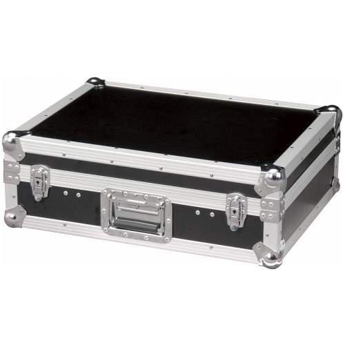 Flightcase für 170 CDs, schwarz