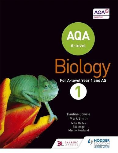 AQA A Level Biology Student Book 1 (AQA A level Science)