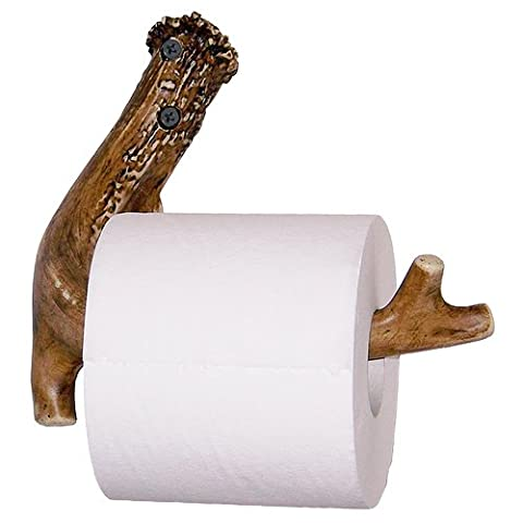 Mountain Mike's Reproductions Co. Toilet Paper Holder, Plastic,