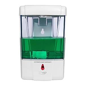 Lemonbest 600ml automatique distributeur de savon for Distributeur de savon salle de bain